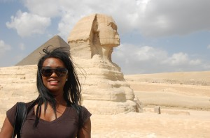 Angie and Sphinx