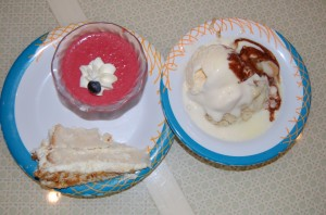 My favorite - DESSERTS!!!