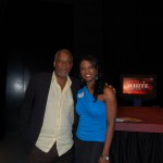 Mr. Stanley Nelson and Angie